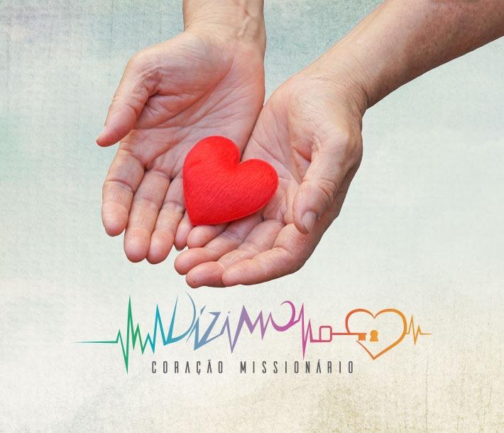 Dízimo é um toque de amor e solidariedade